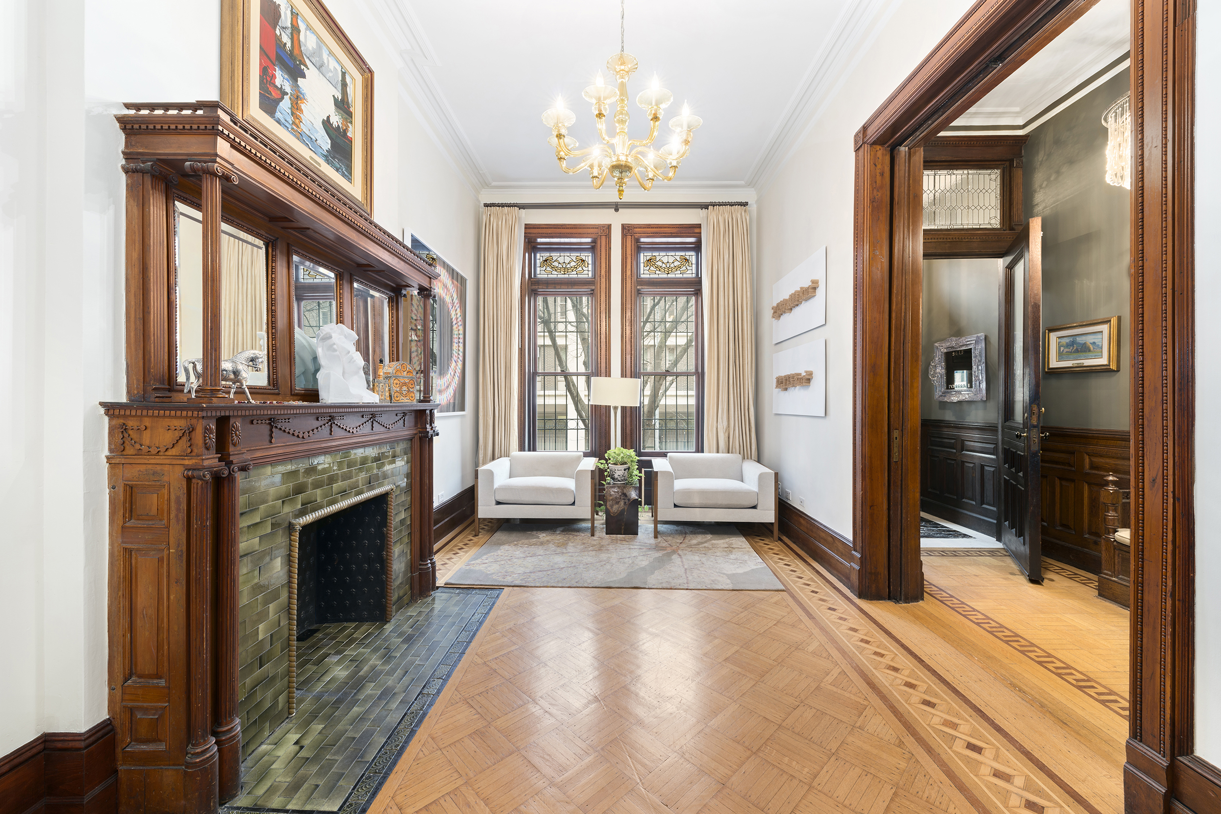 121 West 85th Street: Luxury Upper West Side townhouse for sale