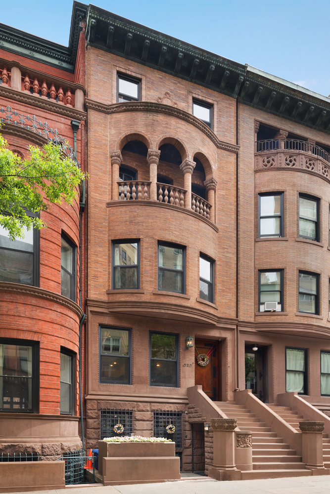 Townhouses for sale in new york vandenberg inc for Upper west side townhouse for sale
