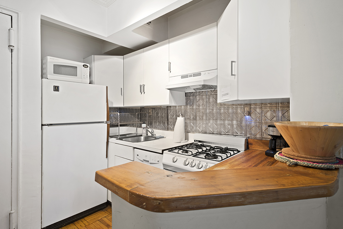 Luxury Upper West Side Townhouse kitchen: 71 West 89th Street