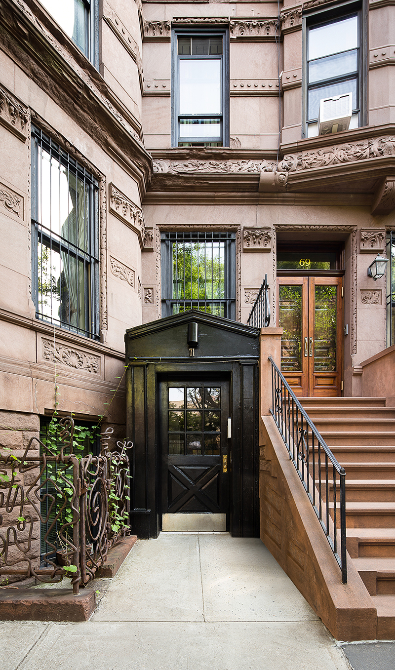 Luxury Upper West Side Townhouse for sale: 71 West 89th Street