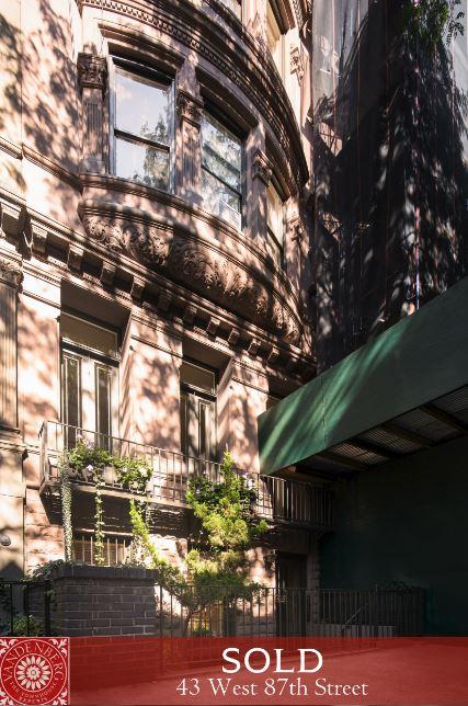 43 West 87th Street