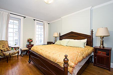 132 East 38th Street Master Bedroom