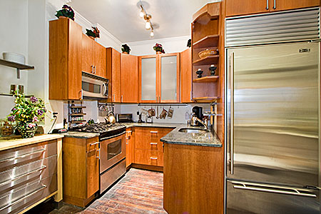 132 East 38th Street Kitchen