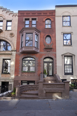 Front of 134 East 95th Street