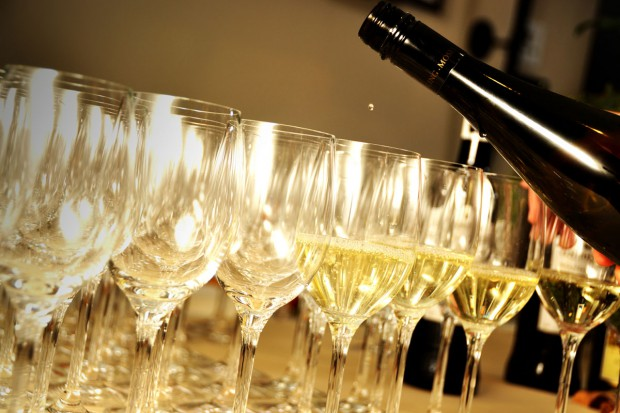 Join us for a champagne toast on January 22, 2015