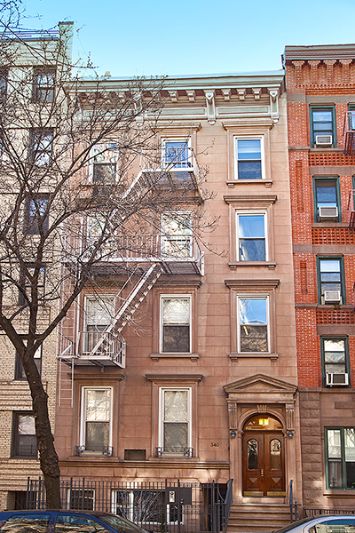 340 EAST 77TH STREET TRIPLEX