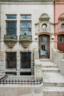 6 west 95th street-nyc townhouse for sale